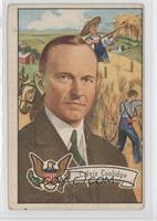 Calvin Coolidge [PoortoFair]