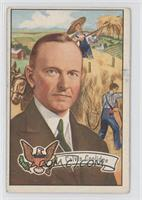 Calvin Coolidge [GoodtoVG‑EX]