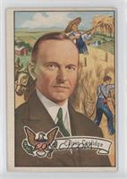 Calvin Coolidge [Good to VG‑EX]