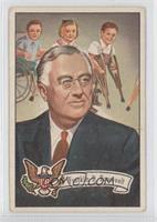 Franklin D. Roosevelt [GoodtoVG‑EX]