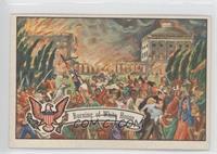 Burning of White House