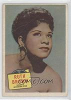 Ruth Brown [Poor to Fair]