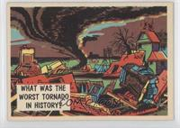 What was the Worst Tornado in History? [Good to VG‑EX]