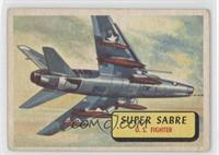 Super Sabre [Good to VG‑EX]