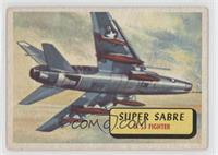 Super Sabre [GoodtoVG‑EX]