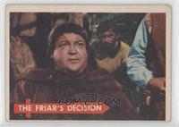 The Friar's Decision [GoodtoVG‑EX]