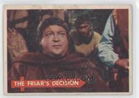 The Friar's Decision [PoortoFair]