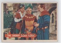 The Sheriff Dares Robin