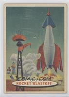 Rocket Blastoff [GoodtoVG‑EX]