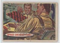 Space Checker Game [PoortoFair]