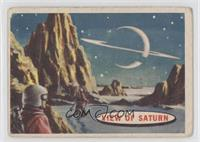 View of Saturn [PoortoFair]