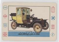 First Yellow Cab - 1908