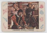 L'olonnois Attacks a Prisoner [GoodtoVG‑EX]