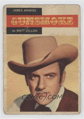 1958 Topps TV Westerns #1 - [Missing] [Good to VG‑EX]