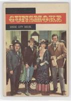 Dodge City Social [GoodtoVG‑EX]