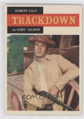 1958 Topps TV Westerns #16 - Robert Culp as Hoby Gilman