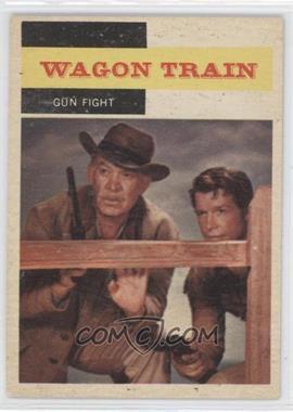 1958 Topps TV Westerns #50 - Gun Fight