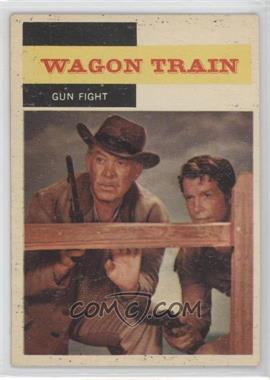 1958 Topps TV Westerns #50 - Gun Fight