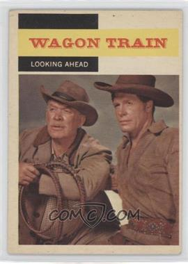 1958 Topps TV Westerns #51 - Looking Ahead