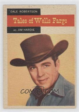 1958 Topps TV Westerns #57 - [Missing]