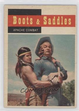 1958 Topps TV Westerns #67 - [Missing]