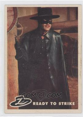 1958 Topps Walt Disney's Zorro! - [Base] #14 - Ready to Strike