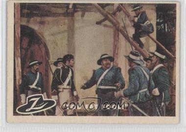 "1958 Topps Walt Disney's Zorro! - [Base] #43 - ""You Fat Fool!"""