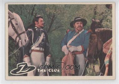 1958 Topps Walt Disney's Zorro! - [Base] #67 - The Clue
