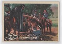 Zorro's Rage [GoodtoVG‑EX]