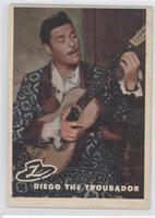 Diego the Troubador