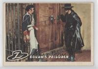 Zorro's Prisoner