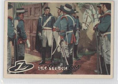 1958 Topps Walt Disney's Zorro! #47 - [Missing]