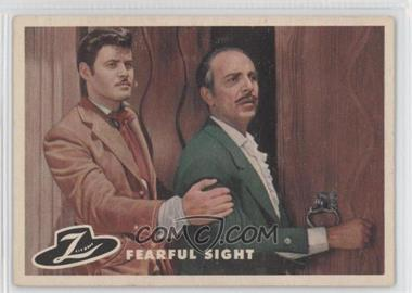 1958 Topps Walt Disney's Zorro! #52 - [Missing] [Good to VG‑EX]