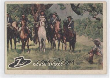 1958 Topps Walt Disney's Zorro! #70 - Cruel Sport