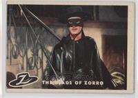 The Blade of Zorro