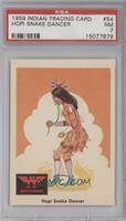 Hopi Snake Dancer [PSA 7]