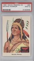 Navaho Warrior [PSA 9]