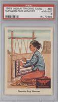 Navaho Rug Weaver [PSA8]