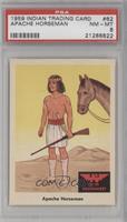 Apache Horseman [PSA8]