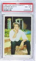 Warren Beatty [PSA 8]