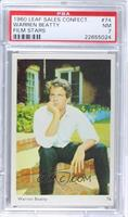Warren Beatty [PSA 7]