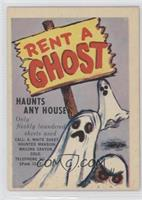 Rent a Ghost