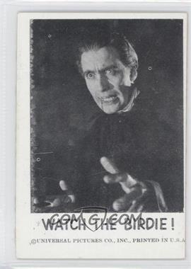 1961 Leaf Spook Stories #16 - Watch The Birdie!