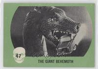 The Giant Behemoth [Good to VG‑EX]