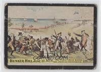 Bunker Hill, 1775 [Poor to Fair]