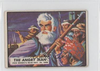 1962 A&BC Civil War News - [Base] #1 - The Angry Man [Good to VG‑EX]