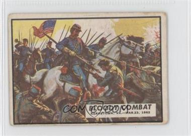 1962 A&BC Civil War News #12 - Bloody Combat