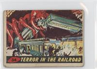 Terror in the Railroad [Good to VG‑EX]