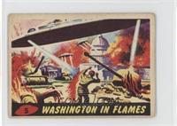 Washington In Flames [Good to VG‑EX]