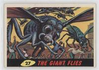 The Giant Flies [Good to VG‑EX]